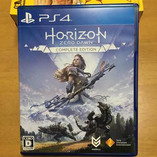 ソニー(SONY)のHorizon Zero Dawn Complete Edition(家庭用ゲームソフト)