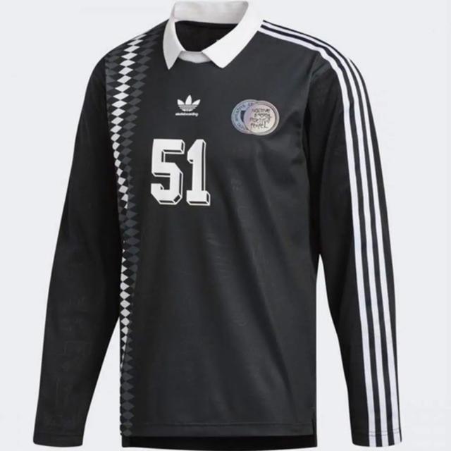 adidas(アディダス)のアディダス マークゴンザレス  コラボ 2018FIFAワールドカップ記念モデル メンズのトップス(Tシャツ/カットソー(半袖/袖なし))の商品写真