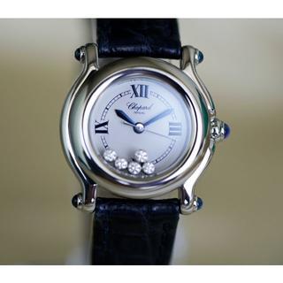 ショパール(Chopard)の専用1 ショパール ハッピースポーツ 4P ダイヤモンド シルバー(腕時計)
