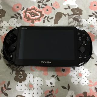 プレイステーションヴィータ(PlayStation Vita)のPlayStation®Vita(PCH-2000)8GBメモリカード(携帯用ゲーム本体)
