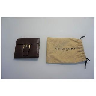 バーバリー(BURBERRY)の【専用】BURBERRY バーバリー 財布 ブラウン  メンズ  (折り財布)