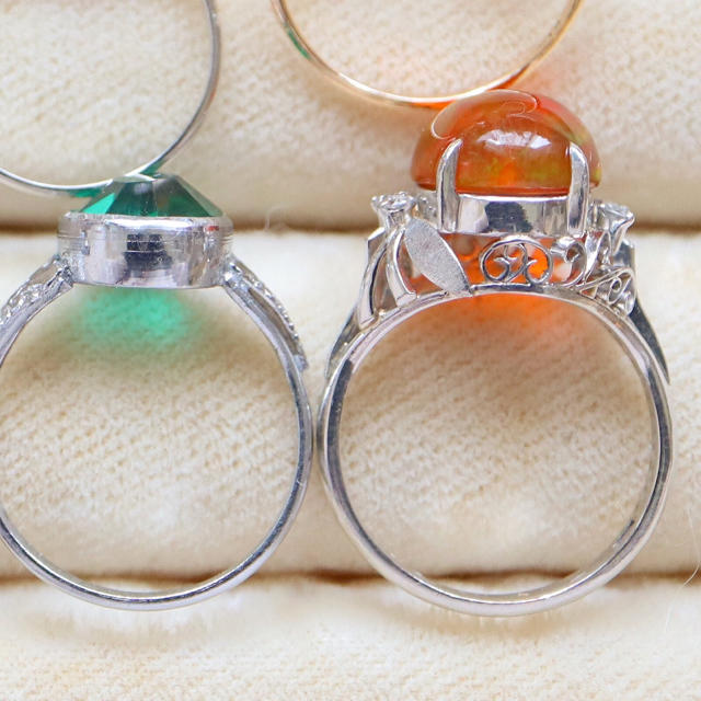 ジャスミン様専用ページ💓 レディースのアクセサリー(リング(指輪))の商品写真