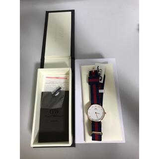 ダニエルウェリントン(Daniel Wellington)の新品 ダニエルウェリントン 腕時計 0905DW 26mm(腕時計(アナログ))