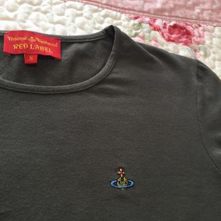 ヴィヴィアンウエストウッド(Vivienne Westwood)のvivienne  オーブ刺繍Tシャツ(Tシャツ(半袖/袖なし))