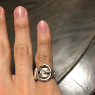 エルメス(Hermes)のエルメス ベルトモチーフリング(リング(指輪))