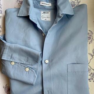 マディソンブルー(MADISONBLUE)の#値下げ MADISONBLUE マディソンブルーの七分袖シャツ(シャツ/ブラウス(長袖/七分))