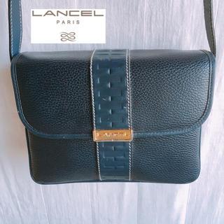 ランセル(LANCEL)のランセル  レザー ショルダーバッグ(ショルダーバッグ)
