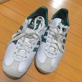 アディダス(adidas)のアディダス  22.5(スニーカー)