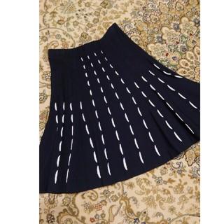 アッシュペーフランス(H.P.FRANCE)のピーチ様専用 D.EXTERIORディエクステリアのスカート(ひざ丈スカート)