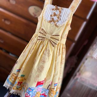 アンジェリックプリティー(Angelic Pretty)のAngelic   Pretty Honey cake JSK(ひざ丈ワンピース)