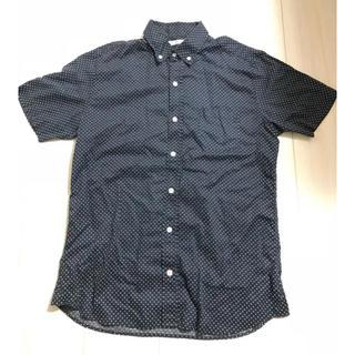 コーエン(coen)のcoen 半袖ボタンダウンシャツ M ドット(シャツ)