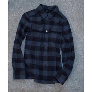 patagonia - パタゴニア ウィメンズ L/S フィヨルドフランネルシャツ サイズ2 新品未使用