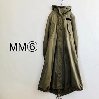 MM6 - MM6☆ Maison Margiela ☆ ロングフレア モッズコート