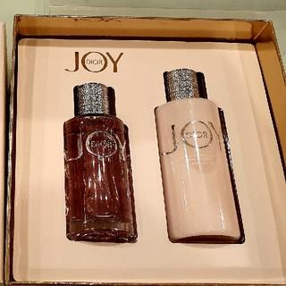 ディオール(Dior)のDior Joy オードパルファム90ml ボディローション200ml セット(ボディローション/ミルク)