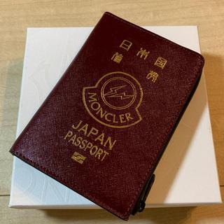 モンクレール(MONCLER)のMONCLER FRAGMENT パスポートケース モンクレール 藤原ヒロシ(その他)