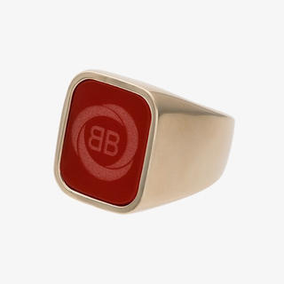 バレンシアガ(Balenciaga)のBALENCIAGA 指輪 リング(リング(指輪))