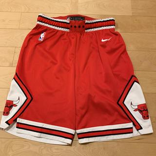 ナイキ(NIKE)のブルズ パンツ US Sサイズ(バスケットボール)