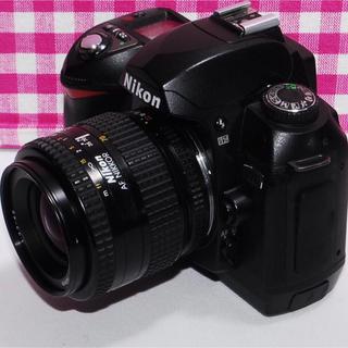 ニコン(Nikon)の❤️相棒と出掛けよう❤️ Nikon D70 レンズキット♪(デジタル一眼)