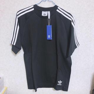 アディダス(adidas)のタグ付き新品!!アディダスオリジナルス Tシャツ XS メンズ(Tシャツ/カットソー(半袖/袖なし))