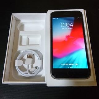 アイフォーン(iPhone)の美品 iPhone6s 64GB SIMフリー(スマートフォン本体)