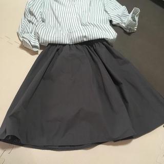 アウィーエフ(AuieF)のグレースカート(ひざ丈スカート)