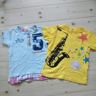 ドンキージョシー(Donkey Jossy)の男の子用 半袖Tシャツ ドンキージョシー&ベリーズベリー120センチ(Tシャツ/カットソー)