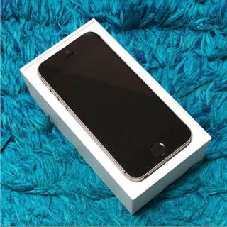 アイフォーン(iPhone)のiPhoneSE,64g,SIMフリー(スマートフォン本体)