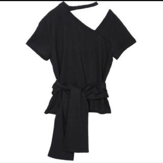 アメリヴィンテージ(Ameri VINTAGE)の試着のみ(Tシャツ(半袖/袖なし))