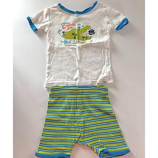 ベビーギャップ(babyGAP)の中古 babygap パジャマ 半袖 90(パジャマ)