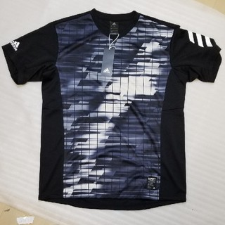 アディダス(adidas)の定価5390円 アディダス ベースボールTシャツ(ウェア)