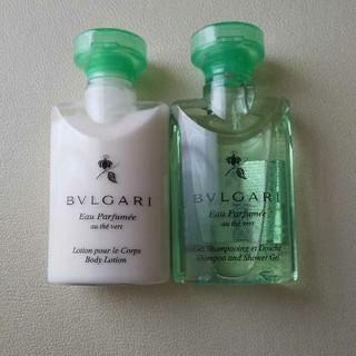 ブルガリ(BVLGARI)の新品!BVLGARI ブルガリ アメニティ(ボディローション/ミルク)