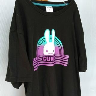キューン(CUNE)のCUNE レインボー ラビット Tシャツ(Tシャツ/カットソー(半袖/袖なし))