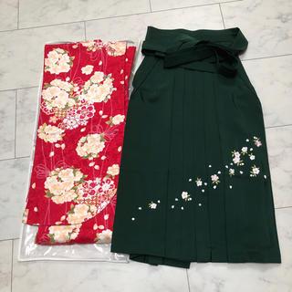 卒業式 袴セット 女児 150