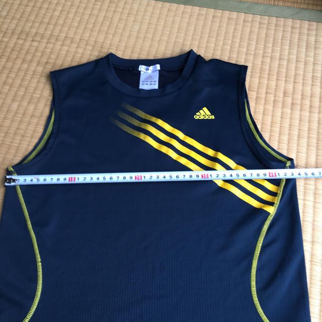 adidas(アディダス)の値下げ!adidas アディダス タンクトップ、160 スポーツ/アウトドアのトレーニング/エクササイズ(トレーニング用品)の商品写真