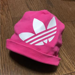 アディダス(adidas)のadidas  ベビー  帽子(帽子)