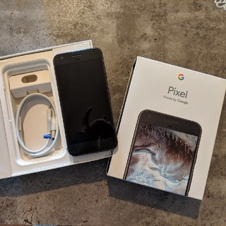 Pixel 32G グローバル版 シムフリー(スマートフォン本体)