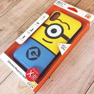 ミニオン(ミニオン)のIIIIfi+ ミニオンズ iPhoneXR ケース MINI115A(iPhoneケース)