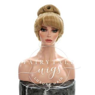 シークレットハニー(Secret Honey)のフェアリーテイル シンデレラ ウィッグ シークレットハニー 仮装 ドレス(衣装)