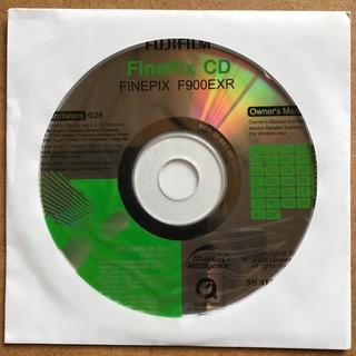 パナソニック(Panasonic)の純正品フジフィルムデジタルカメラFINEPIX F900EXR専用のCD-ROM(コンパクトデジタルカメラ)