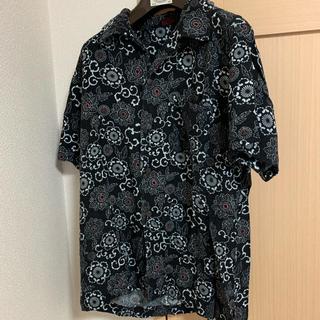柄シャツ ハワイ アメリカ USA シャツ 半袖(シャツ)