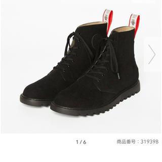 ジーユー(GU)のGU  STUDIO SEVEN コラボ商品(ブーツ)