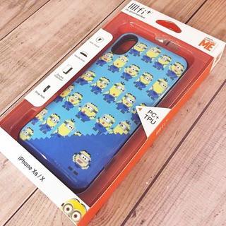 ミニオン(ミニオン)の怪盗 ミニオンズ IIIIfi+ PhoneXs/X ケース MINI111C(iPhoneケース)