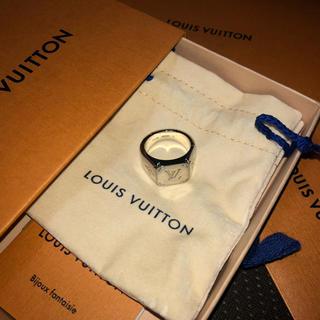 ルイヴィトン(LOUIS VUITTON)のVUITTON リング 美品(リング(指輪))