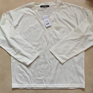 イング(INGNI)の新品 INGNI 長袖Tシャツ M 定価2,900円(カットソー(長袖/七分))