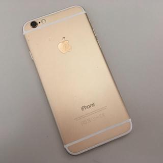 アイフォーン(iPhone)のiPhone6 16GB ゴールド docomo(スマートフォン本体)