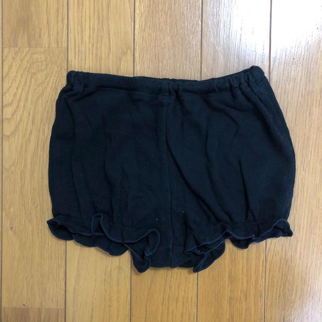 BeBe(ベベ)の☆新品同様☆bebe べべ ワンピース キッズ/ベビー/マタニティのベビー服(~85cm)(ワンピース)の商品写真