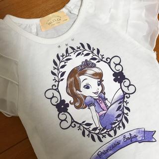 シマムラ(しまむら)のMAJOLICA ソフィア Tシャツ 100cm(Tシャツ/カットソー)