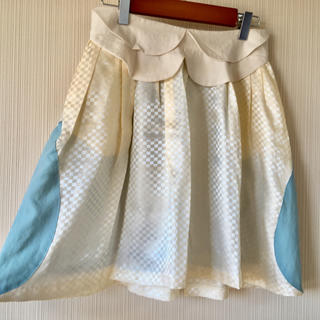 アッシュペーフランス(H.P.FRANCE)のメイシェ  ミニスカート♡(ミニスカート)