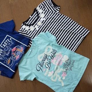 シマムラ(しまむら)のしまむらTシャツ三点(Tシャツ/カットソー)