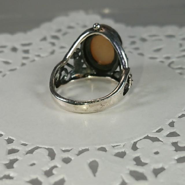 (10号)sv925 シルバーリング No.2 レディースのアクセサリー(リング(指輪))の商品写真